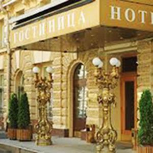 Гостиницы Черкесска