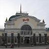 Железнодорожные вокзалы в Черкесске