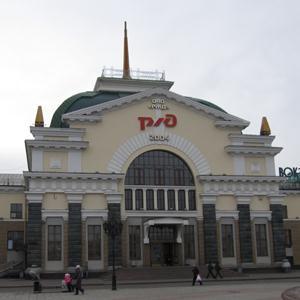 Железнодорожные вокзалы Черкесска